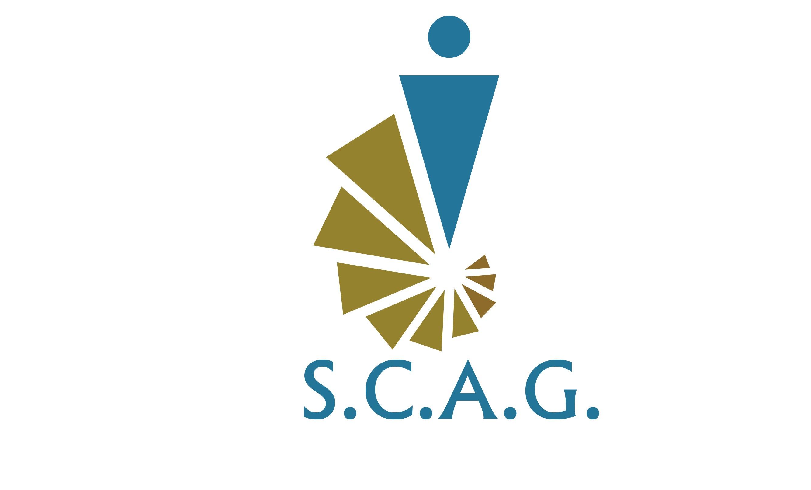 SCAG logo • Ellen van As